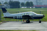 G-BOXC @ EGBE - Bravo Aviation - by Chris Hall