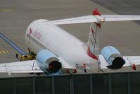 OE-LVJ @ VIE - Austrian Airlines Foker 100