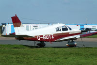 G-BUTZ @ EGBG - Leicester resident - by Chris Hall