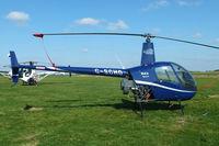 G-SCHO @ EGBG - Blades Aviation (UK) LLP - by Chris Hall