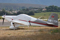HB-YDK - RV7 - Not Available