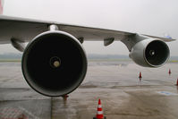 B-18251 @ VIE - China Airlines Boeing 747-400 -permission ok-