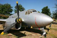 196 @ LFDN - Dassault MD-312 Flamant, Rochefort-St Agnant AB 721 (LFDN-RCO) - by Yves-Q