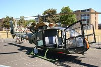 1026 @ LFDN - Aérospatiale SA-341F Gazelle, Rochefort-St Agnant AB 721 (LFDN-RCO) - by Yves-Q