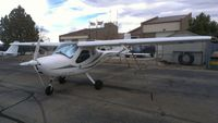 N125GX @ KBJC - Picture of the Remos GX I started my flight lessons in.  It was owned by McAir Aviation out of Rocky Mountain Metro Airport, Broomfield, CO and has since been sold. - by Weagle
