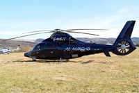 G-HBJT @ EGBC - Eurocopter EC.155B1 Dauphin [6807] (Starspeed) Cheltenham Racecourse~G 16/03/2010