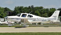 N253CD @ KOSH - Airventure 2013