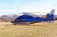 G-EURT @ EGBC - Eurocopter EC.155B1 Dauphin [6764] (William Ewart Properties Ltd) Cheltenham Race Course~G 16/03/2010