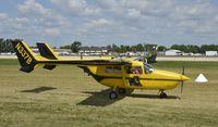 N337B @ KOSH - Airventure 2013