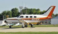 N57CX @ KOSH - Airventure 0213