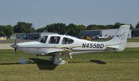 N455BD @ KOSH - Airventure 2013