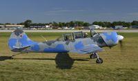 N343DC @ KOSH - Airventure 2013