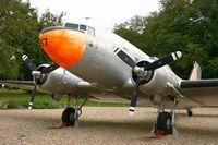 87 @ LFRH - Douglas C-47 DL, Lann Bihoué Air Base (LFRH-LRT) - by Yves-Q