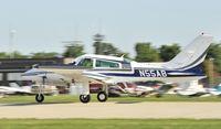 N55AB @ KOSH - Airventure 2013