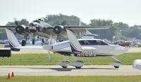 N114MV @ KOSH - Airventure 2013