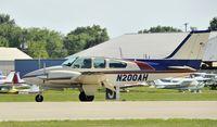 N200AH @ KOSH - Airventure 2013
