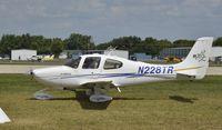 N228TR @ KOSH - Airventure 2013