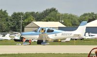 N88YP @ KOSH - Airventure 2013 - by Todd Royer