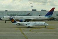 D-ACJD @ EBBR - Lufthansa Regional to Munich - by Jean Goubet-FRENCHSKY