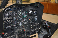 72-21256 @ KLEX - Cockpit instrument panel - Aviation Museum of KY - by Ronald Barker