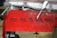 153904 @ KLEX - Left Speed brake - Aviation Museum of KY - by Ronald Barker