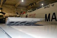 153904 @ KLEX - Left spoiler - Aviation Museum of KY - by Ronald Barker