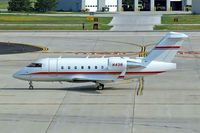 N43R @ KMKE - Canadair CL.604 Challenger [5334] Milwaukee-General Mitchell International~G 27/07/2008