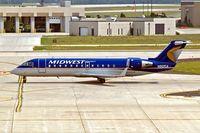 N507CA @ KMKE - Canadair CRJ-200ER [7796] (Midwest Connect) Milwaukee-General Mitchell International~G 27/07/2008