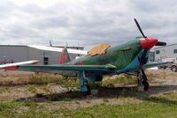 C-FLGP @ CYBW - Yakovlev Yak-1 M2 (Scale replica) [WTF 5] Calgary-Springbank~C 22/07/2008 - by Ray Barber