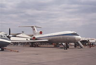 CCCP-85012 @ EDDV - Hannover Messe 1972 - by Raymond De Clercq
