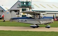 G-AKUW @ EGBK - Originally owned to, F.G.Ford (Estates) Ltd in September 1948 and currently owned in private hands since January 2001 - by Clive Glaister