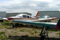 C-GVBU @ CYBW - Piper PA-28-180 Cherokee Archer [28-7505227] Calgary Springbank~C 22/07/2008 - by Ray Barber