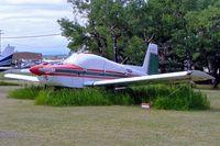 C-GXZI @ CYBW - Grumman American AA-5B Tiger [AA5B-0832] Calgary Springbank~C 22/07/2008 - by Ray Barber