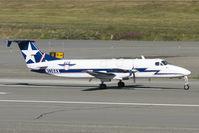 N116AX @ PANC - Alaska Central Express - by Clint Cottrell Jr.