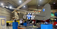 N42008 @ KLEX - Aviation Museum of KY - by Ronald Barker