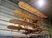 UNKNOWN @ KLEX - Replica of Matthew Bacon Sellers 1908 Quadruplane at the Aviation Museum of KY - by Ronald Barker