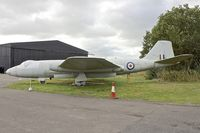 WH846 - EE Canberra at Yorkshire Air Museum
