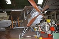 BAPC041 - Replica RAF BE-2C at Yorkshire Air Museum - by Terry Fletcher