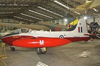 XP640 - Jet Provost at Yorkshire Air Museum