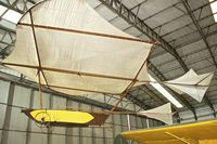 BAPC089 - Replica Cayley Glider at Yorkshire Air Museum