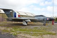 XH767 - Gloster Javelin at Yorkshire Air Museum