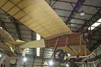 BAPC130 - Replica Blackburn Mercury at Yorkshire Air Museum - by Terry Fletcher