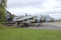 XV748 - HS Harrier at Yorkshire Air Museum