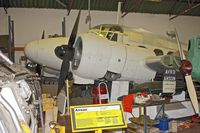 VV901 - Avro Anson at Yorkshire Air Museum