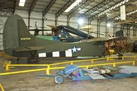 BAPC157 - Replica Waco Hadrian at Yorkshire Air Museum - by Terry Fletcher