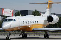 B-KEQ @ LOWW - Gulfstream 550 - by Dietmar Schreiber - VAP