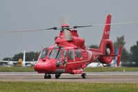 G-REDF @ EGSH - Just landed. - by Graham Reeve