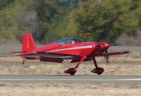 N122KP @ VCB - Visitor for Mustang Day. - by Bill Larkins
