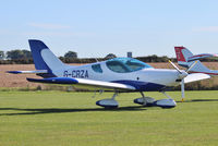 G-CRZA @ X3CX - Parked at Northrepps. - by Graham Reeve