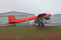 C-FBKB @ CYQA - Basler BT-67 - by GEORGE BRIGHAM
